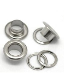 Eyelets or Grommets for tag cards Shoes Outdoor Camping Tent Awnings Curtain Cover Hardware Accessories