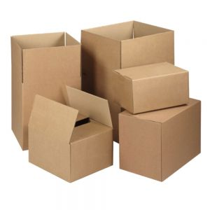 Corrugated Box or Cardboard
