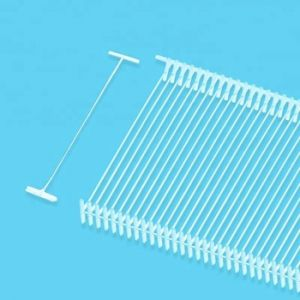 1000Pcs Tag Pin-STD 35mm Clear Garment Clothing Price Label Tagging Tag Tagger Gun Barbs Rope pin line tag holder sling PINS for Tag Gun