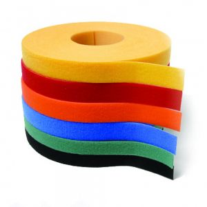 Customized Hook And Loop Velcro Tape Any Sizes And Any Colors Velcro