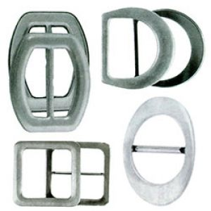 Aluminum Buckles Without Cover