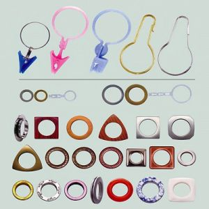 Moving Ring, Curtain Ring & Other