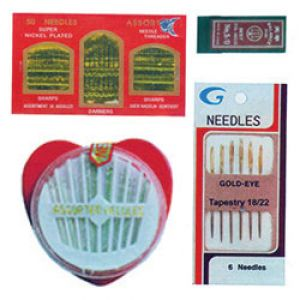 Needle Kit & Sewing Kit