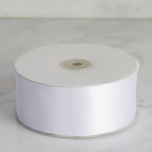 Satin Ribbon Roll 1 Width 16 yard Lace for Wedding Party Decoration and Gift Wrapping