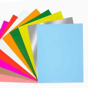 Blank Color Sticker Sheet